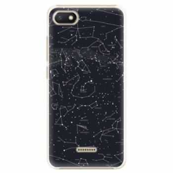 Plastové pouzdro iSaprio - Night Sky 01 - Xiaomi Redmi 6A