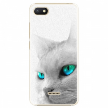 Plastové pouzdro iSaprio - Cats Eyes - Xiaomi Redmi 6A