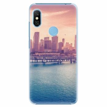 Plastové pouzdro iSaprio - Morning in a City - Xiaomi Redmi Note 6 Pro