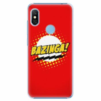 Plastové pouzdro iSaprio - Bazinga 01 - Xiaomi Redmi Note 6 Pro
