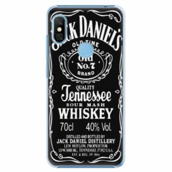 Plastové pouzdro iSaprio - Jack Daniels - Xiaomi Redmi Note 6 Pro