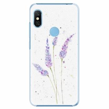 Plastové pouzdro iSaprio - Lavender - Xiaomi Redmi Note 6 Pro