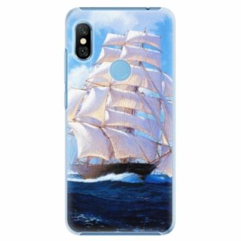 Plastové pouzdro iSaprio - Sailing Boat - Xiaomi Redmi Note 6 Pro