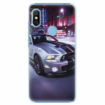 Plastové pouzdro iSaprio - Mustang - Xiaomi Redmi Note 6 Pro