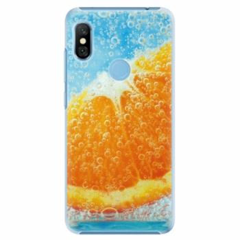 Plastové pouzdro iSaprio - Orange Water - Xiaomi Redmi Note 6 Pro