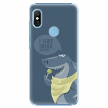 Plastové pouzdro iSaprio - Love Salad - Xiaomi Redmi Note 6 Pro