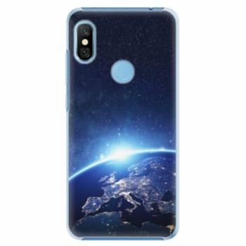 Plastové pouzdro iSaprio - Earth at Night - Xiaomi Redmi Note 6 Pro