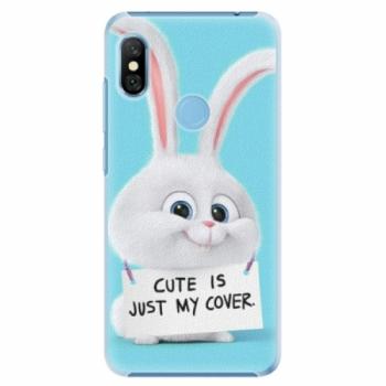 Plastové pouzdro iSaprio - My Cover - Xiaomi Redmi Note 6 Pro
