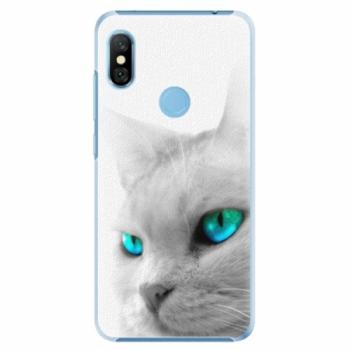 Plastové pouzdro iSaprio - Cats Eyes - Xiaomi Redmi Note 6 Pro