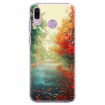 Plastové pouzdro iSaprio - Autumn 03 - Huawei Honor Play