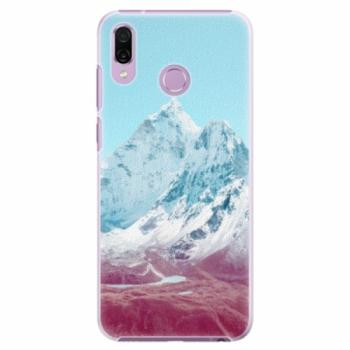 Plastové pouzdro iSaprio - Highest Mountains 01 - Huawei Honor Play