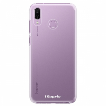 Plastové pouzdro iSaprio - 4Pure - mléčný bez potisku - Huawei Honor Play