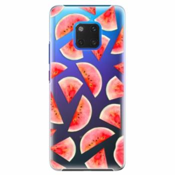 Plastové pouzdro iSaprio - Melon Pattern 02 - Huawei Mate 20 Pro