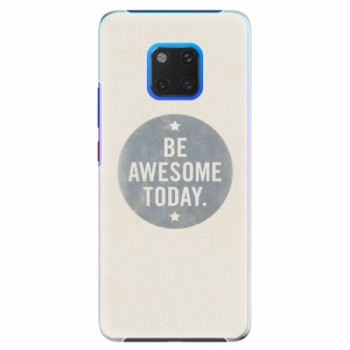 Plastové pouzdro iSaprio - Awesome 02 - Huawei Mate 20 Pro