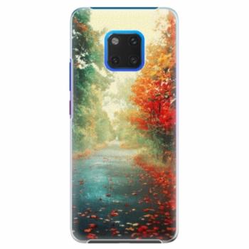 Plastové pouzdro iSaprio - Autumn 03 - Huawei Mate 20 Pro