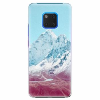 Plastové pouzdro iSaprio - Highest Mountains 01 - Huawei Mate 20 Pro