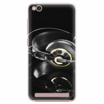 Plastové pouzdro iSaprio - Headphones 02 - Xiaomi Redmi 5A