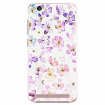Plastové pouzdro iSaprio - Wildflowers - Xiaomi Redmi 5A