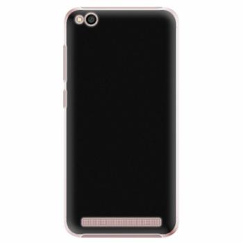 Plastové pouzdro iSaprio - 4Pure - černý - Xiaomi Redmi 5A