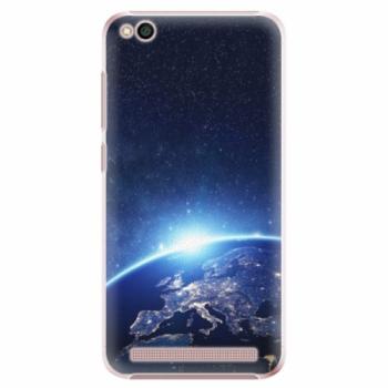 Plastové pouzdro iSaprio - Earth at Night - Xiaomi Redmi 5A