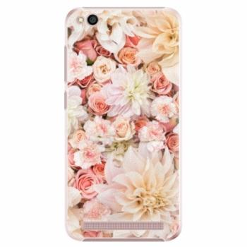 Plastové pouzdro iSaprio - Flower Pattern 06 - Xiaomi Redmi 5A