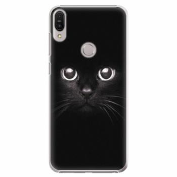 Plastové pouzdro iSaprio - Black Cat - Asus Zenfone Max Pro ZB602KL