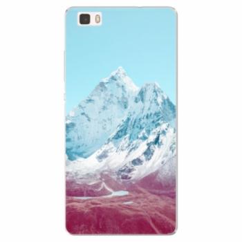 Silikonové pouzdro iSaprio - Highest Mountains 01 - Huawei Ascend P8 Lite