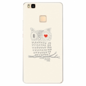 Silikonové pouzdro iSaprio - I Love You 01 - Huawei Ascend P9 Lite