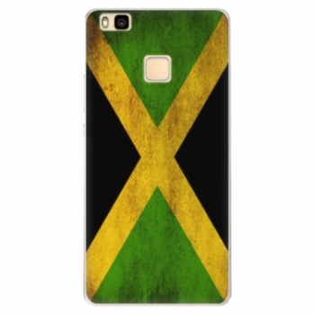 Silikonové pouzdro iSaprio - Flag of Jamaica - Huawei Ascend P9 Lite