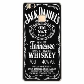 Silikonové pouzdro iSaprio - Jack Daniels - Huawei Ascend P9 Lite
