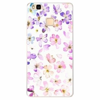 Silikonové pouzdro iSaprio - Wildflowers - Huawei Ascend P9 Lite