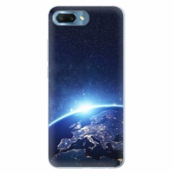 Silikonové pouzdro iSaprio - Earth at Night - Huawei Honor 10