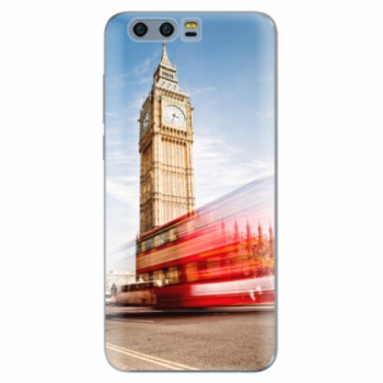 Silikonové pouzdro iSaprio - London 01 - Huawei Honor 9