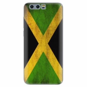 Silikonové pouzdro iSaprio - Flag of Jamaica - Huawei Honor 9