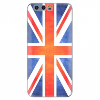 Silikonové pouzdro iSaprio - UK Flag - Huawei Honor 9