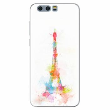 Silikonové pouzdro iSaprio - Eiffel Tower - Huawei Honor 9
