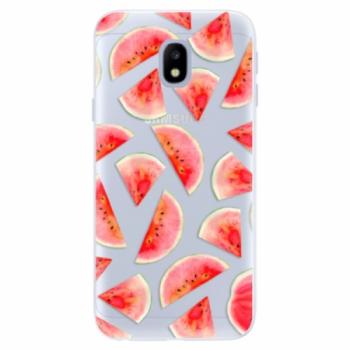 Silikonové pouzdro iSaprio - Melon Pattern 02 - Samsung Galaxy J3 2017