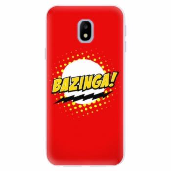 Silikonové pouzdro iSaprio - Bazinga 01 - Samsung Galaxy J3 2017