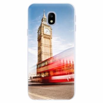 Silikonové pouzdro iSaprio - London 01 - Samsung Galaxy J3 2017