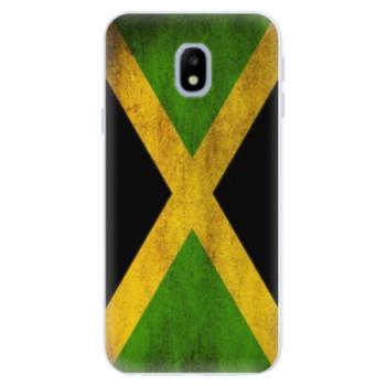 Silikonové pouzdro iSaprio - Flag of Jamaica - Samsung Galaxy J3 2017