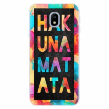 Silikonové pouzdro iSaprio - Hakuna Matata 01 - Samsung Galaxy J3 2017