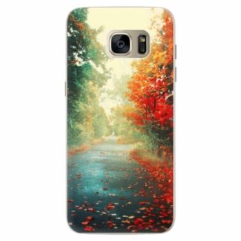 Silikonové pouzdro iSaprio - Autumn 03 - Samsung Galaxy S7 Edge