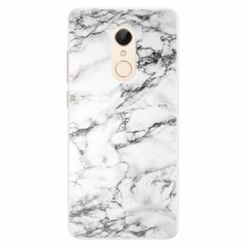 Silikonové pouzdro iSaprio - White Marble 01 - Xiaomi Redmi 5
