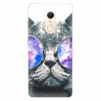 Silikonové pouzdro iSaprio - Galaxy Cat - Xiaomi Redmi 5