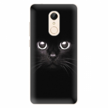 Silikonové pouzdro iSaprio - Black Cat - Xiaomi Redmi 5