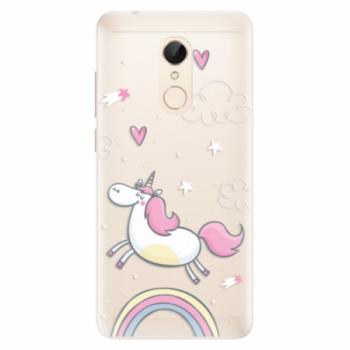 Silikonové pouzdro iSaprio - Unicorn 01 - Xiaomi Redmi 5