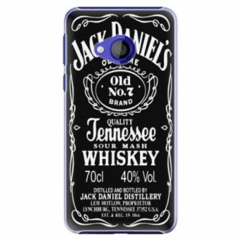 Plastové pouzdro iSaprio - Jack Daniels - HTC U Play