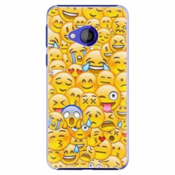Plastové pouzdro iSaprio - Emoji - HTC U Play