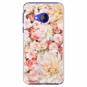 Plastové pouzdro iSaprio - Flower Pattern 06 - HTC U Play
