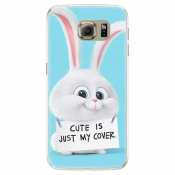 Silikonové pouzdro iSaprio - My Cover - Samsung Galaxy S6 Edge